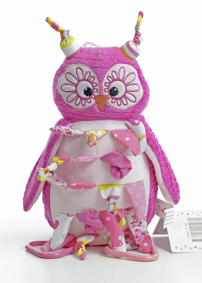 Hermes Australia Baby Gifts : Pink owl baby bouquet gifts