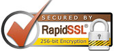 Rapid SSL 256 Logo