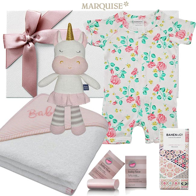 Marquise Rose Themed Hamper