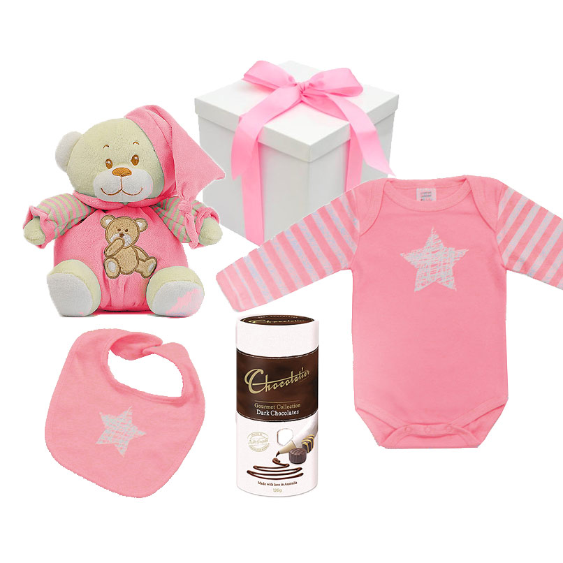 Star Bright Girl Hamper