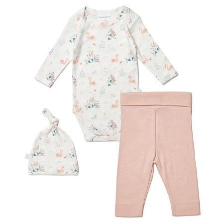 Marquise Swan 3 Piece Clothing Set