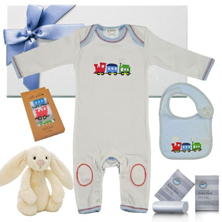 Emotion and Kids Train Baby Gift